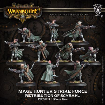 Retribution Mage Hunter Strike Force (10)
